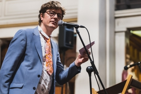 Nemes Book Launch Event, London
