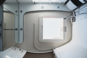 Motorhome Bathroom