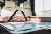 Motorhome Seats Product Photography